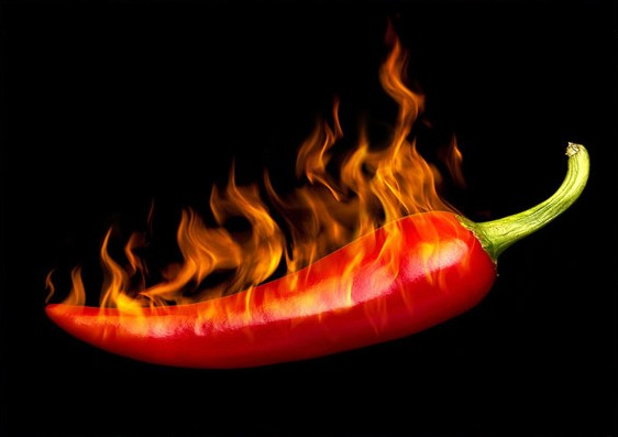 Flaming Chilli